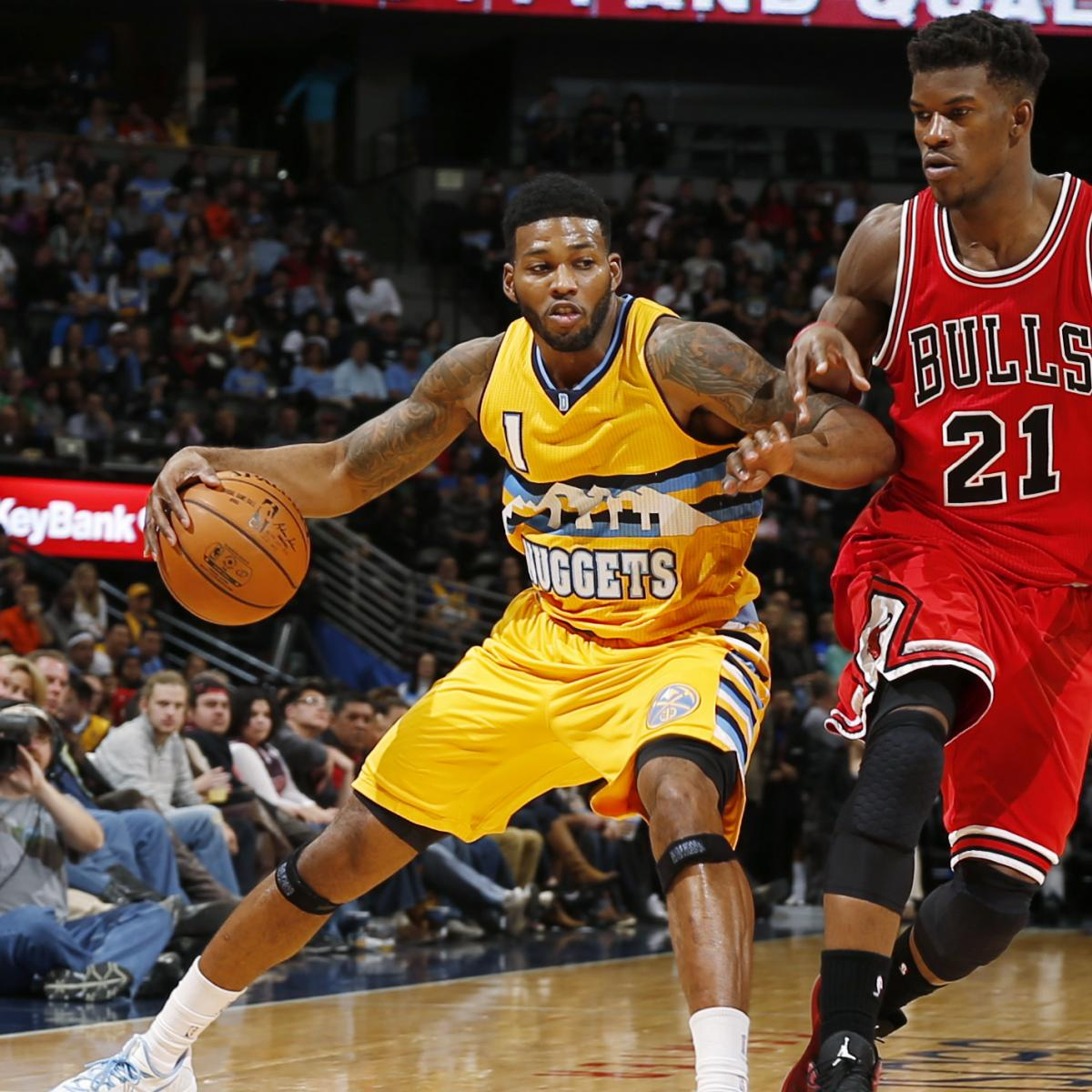 Chicago Bulls Vs. Denver Nuggets 11/25/14: Video