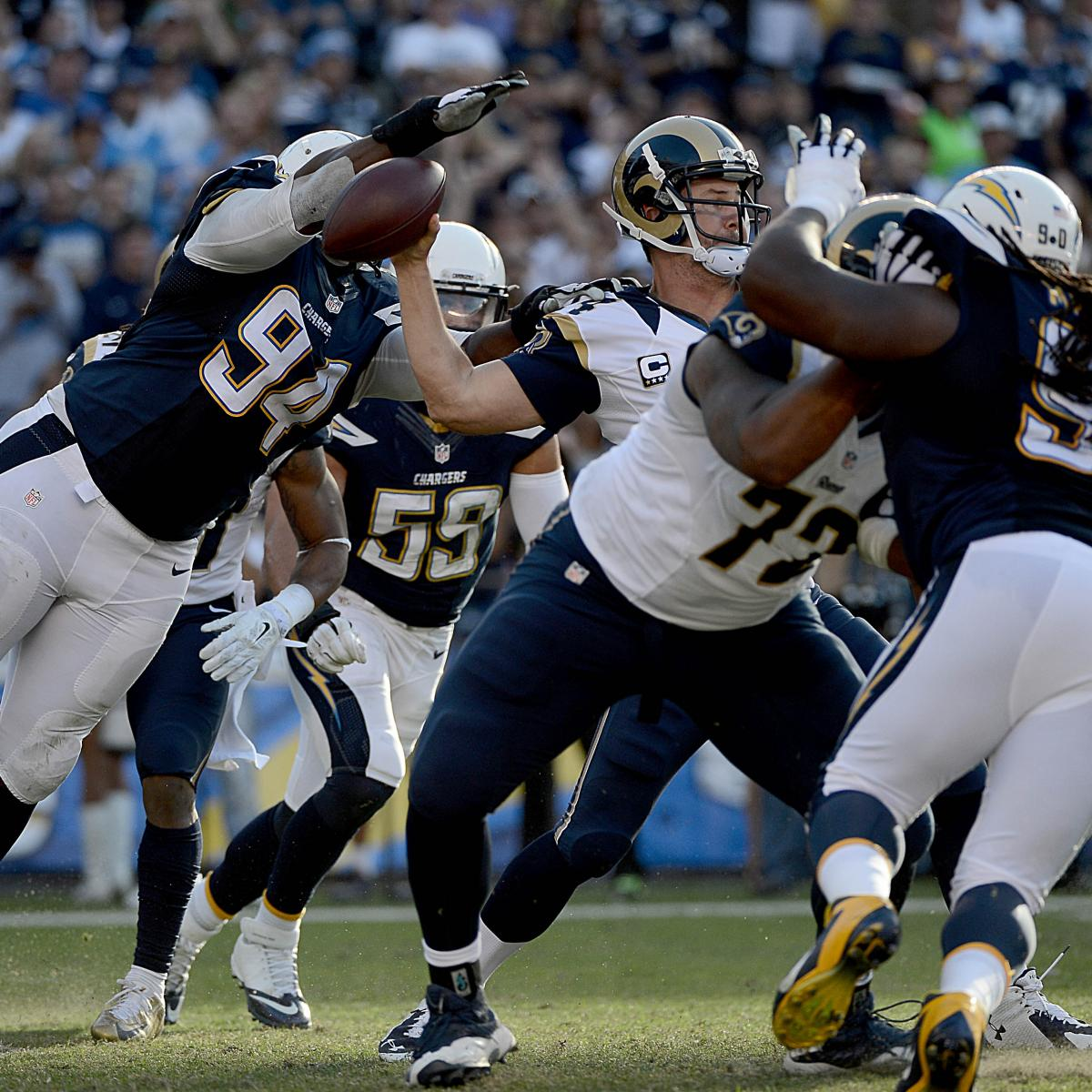 San Diego Chargers App: San Diego Chargers Vs. Baltimore Ravens: Breaking Down San