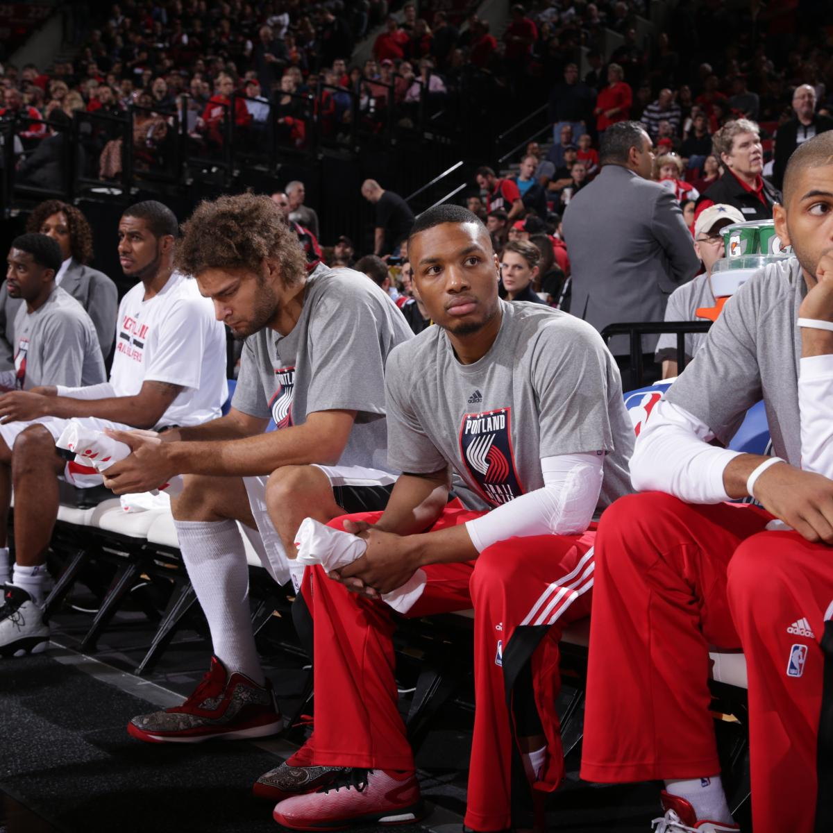 Portland Blazers Worth: Portland Trail Blazers Power Rankings: Gauging Full Roster