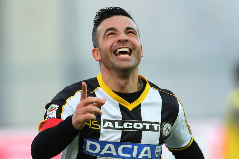 Antonio Di Natale.Antonio Di Natale Reminds Us Why Football Is About More Than