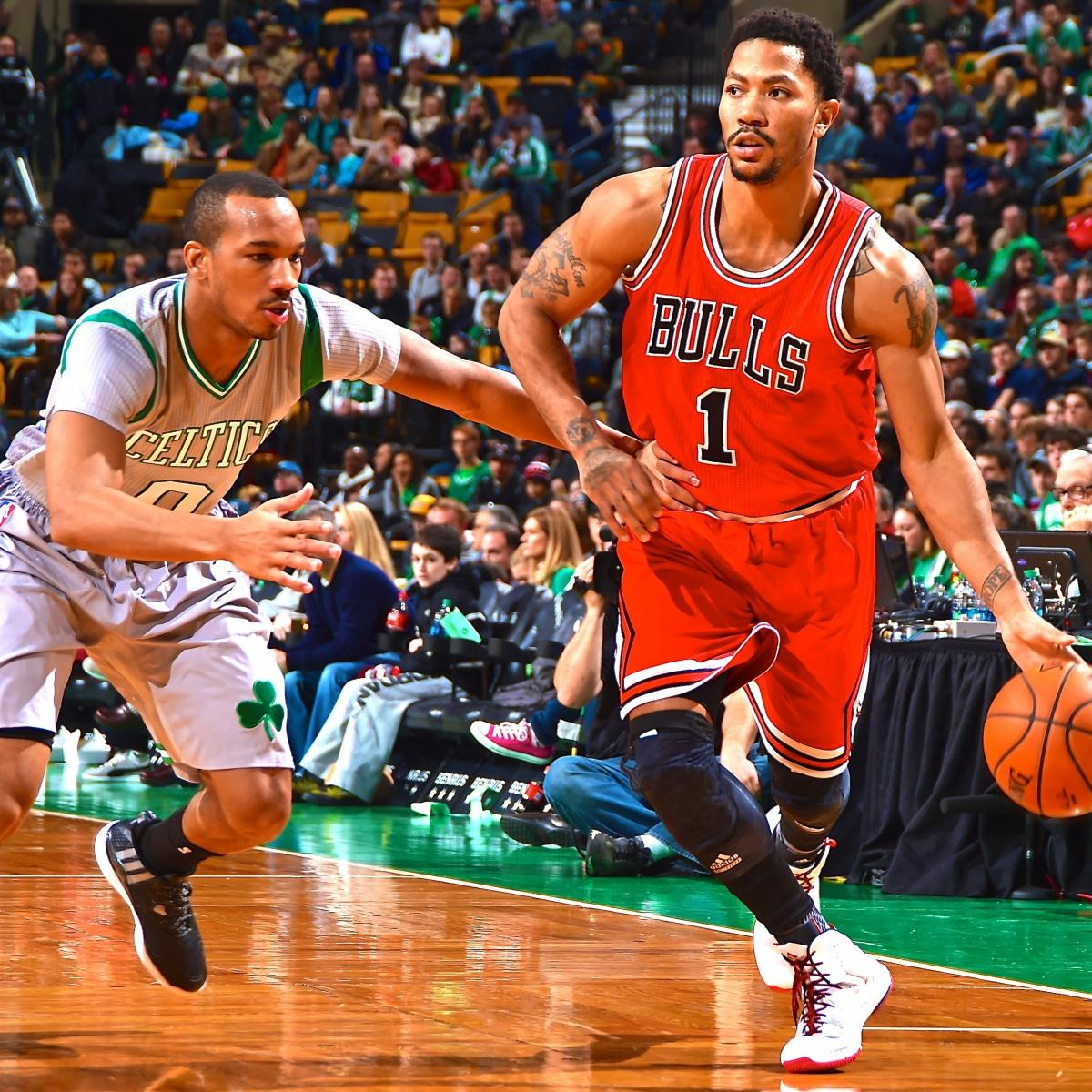 Chicago Bulls Vs. Boston Celtics 11/28/14: Video