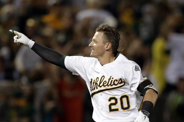 the best attitude 38262 57d74 Josh Donaldson Trade Just the Start for the Oakland ...