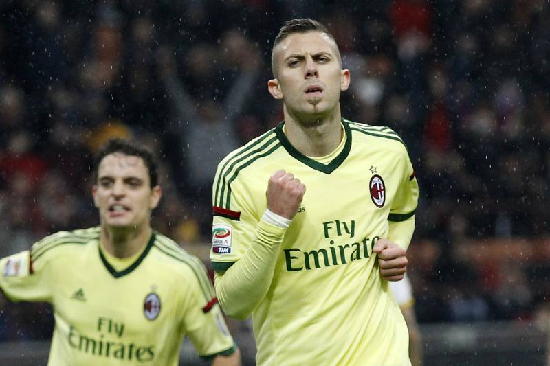 116bf0756 Jeremy Menez Brace Tops Milan s Best Performance of Season ...