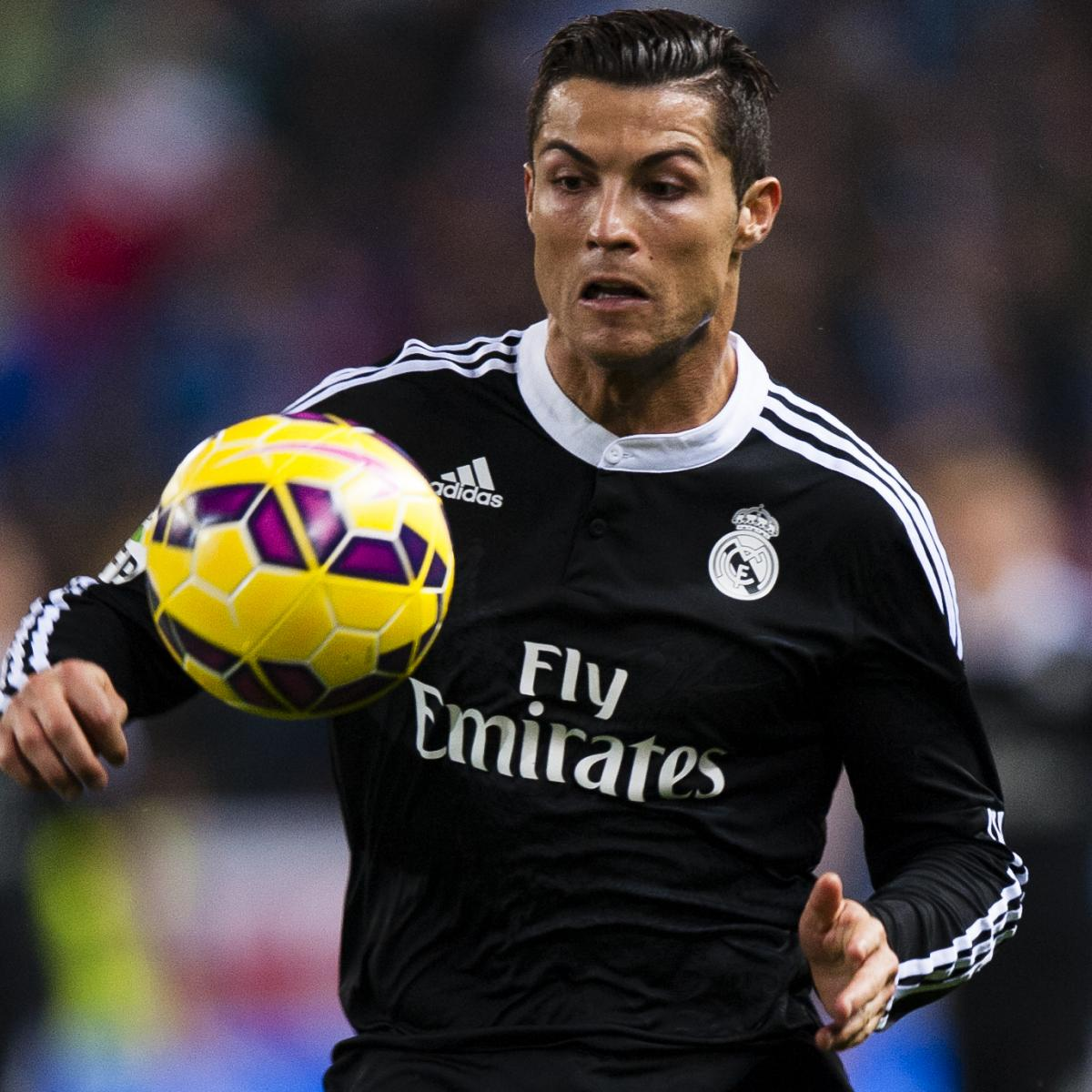 Cristiano Ronaldo S 4 Goals Lead Real Madrid To Win Vs: Cristiano Ronaldo Among Star-Studded List Rested By Real