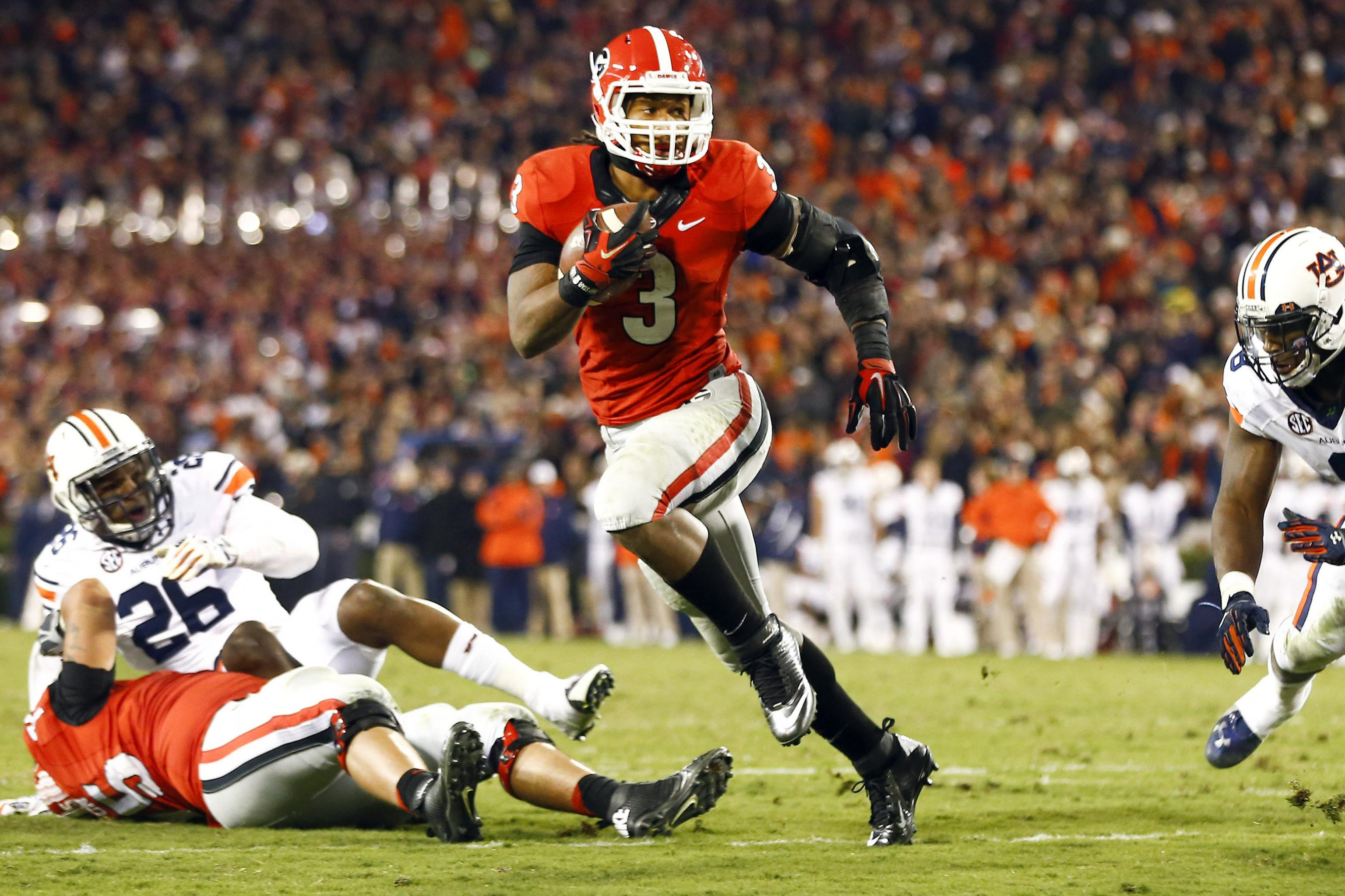 Todd Gurley S Complicated College Football Legacy Bleacher Report Latest News Videos And Highlights
