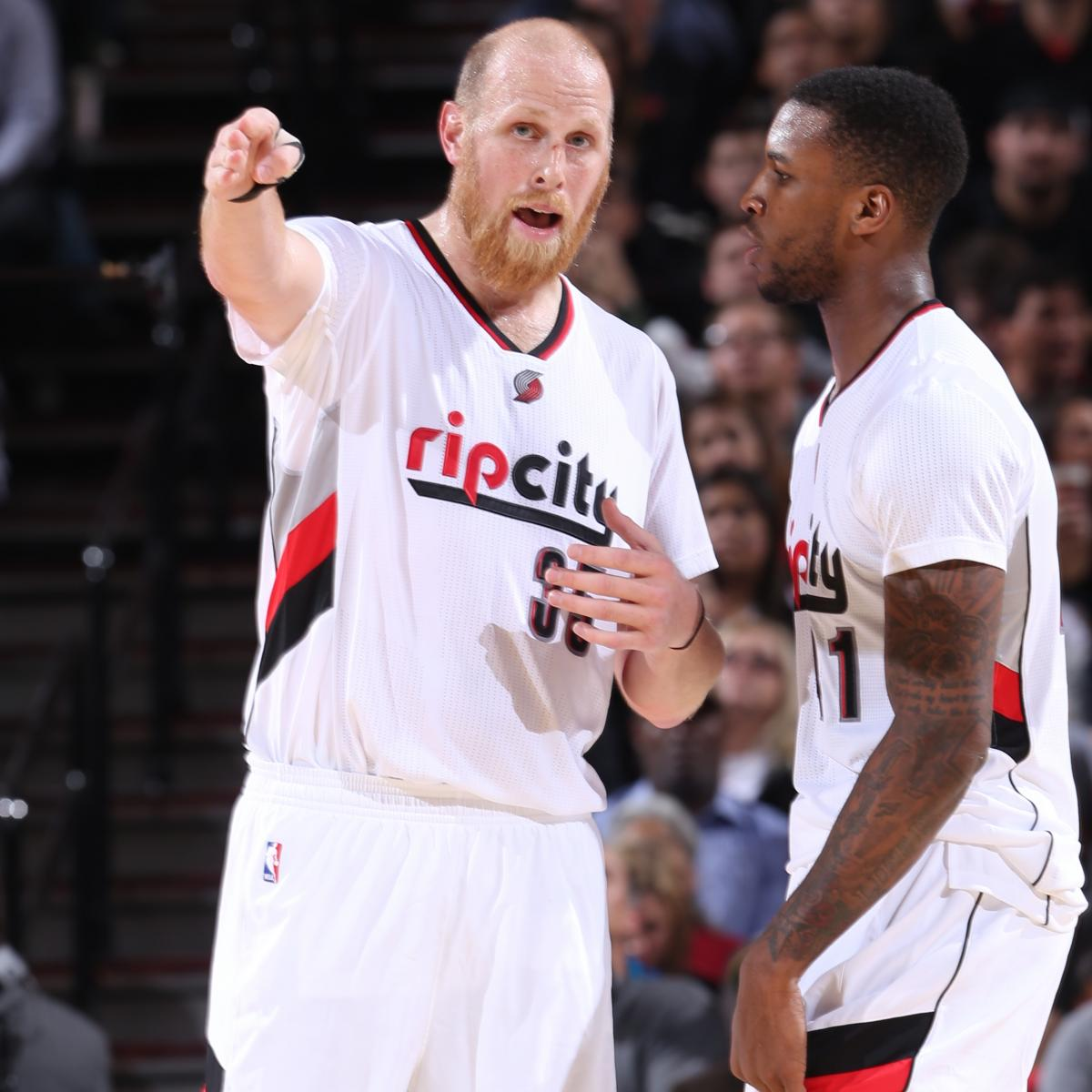 Blazer Team Roster 2013: Portland Trail Blazers Players Making Strongest Case For