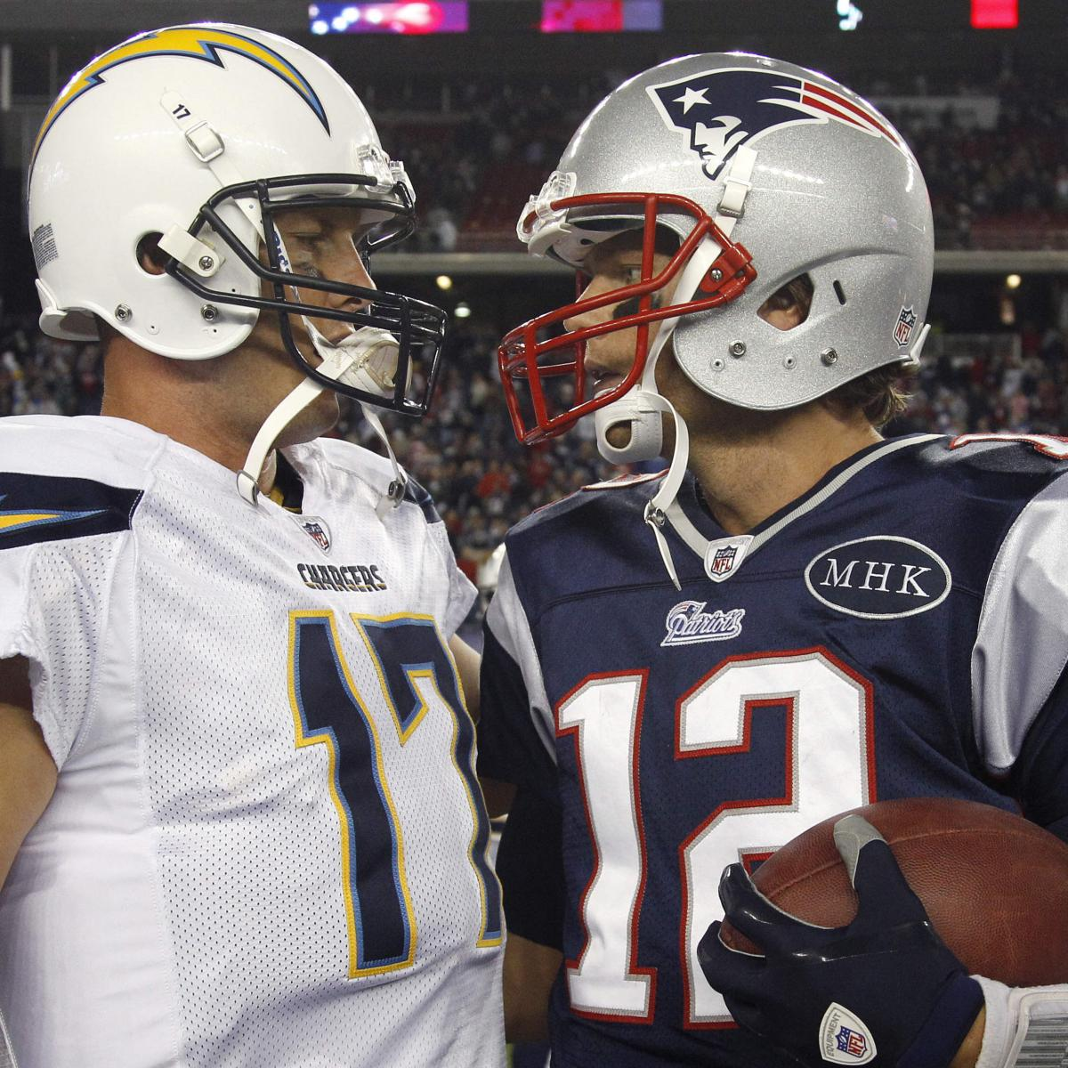 San Diego Chargers Current Score: New England Patriots Vs. San Diego Chargers: Live New