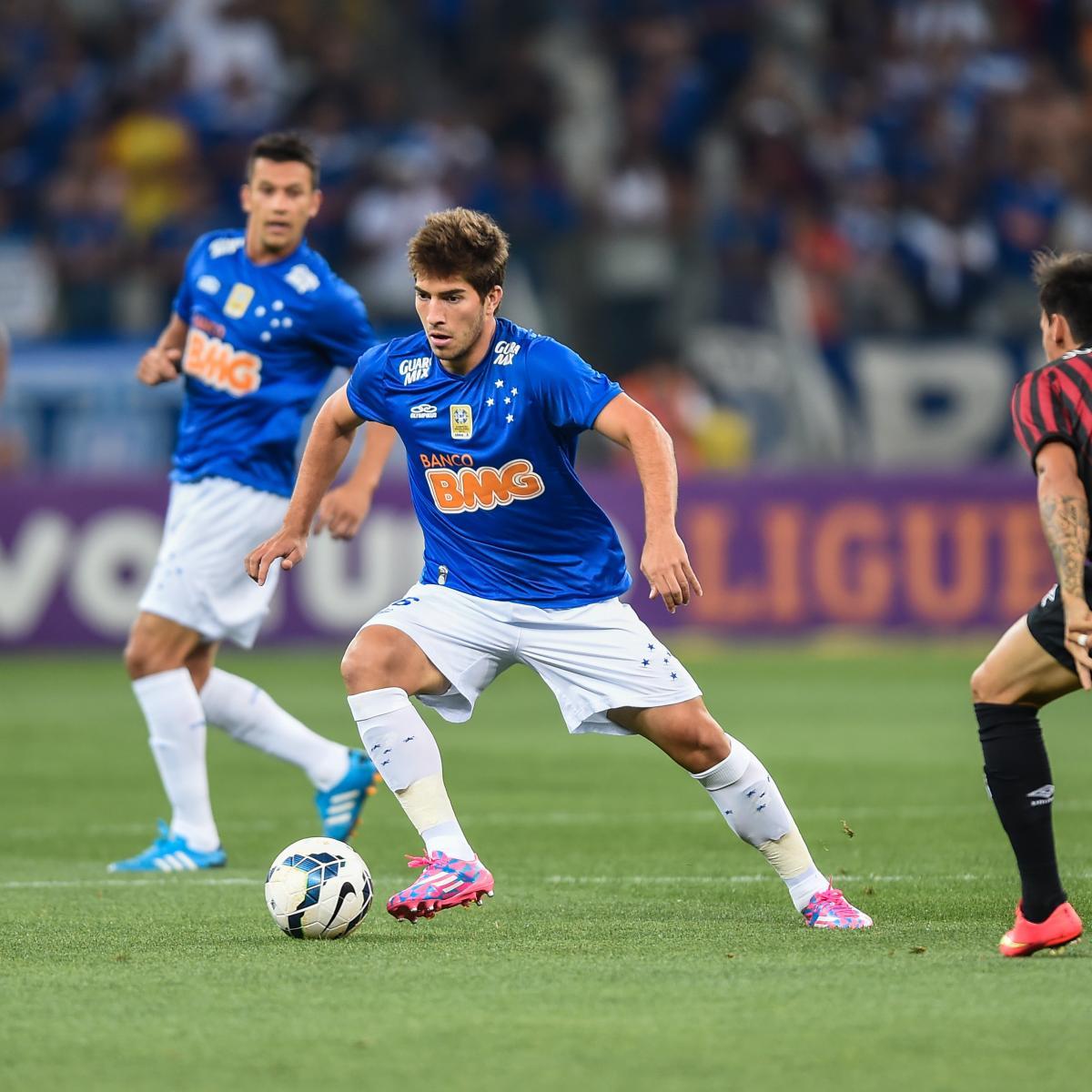Lucas Silva: Real Madrid Transfer News: Lucas Silva Desperate For