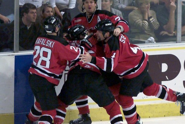 hot sales 08da8 e8d5b Ranking the 5 Greatest Rookie Seasons in New Jersey Devils ...
