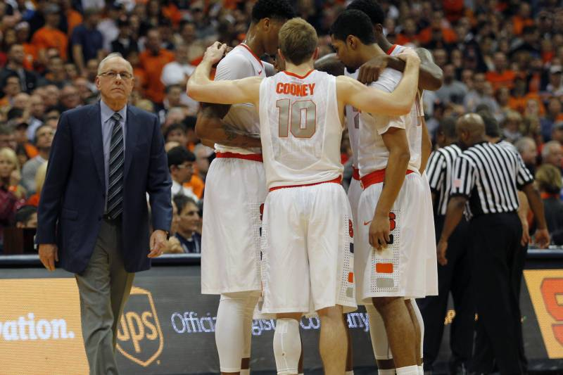 Why Syracuse Basketball Fans Should Hit Panic Button After