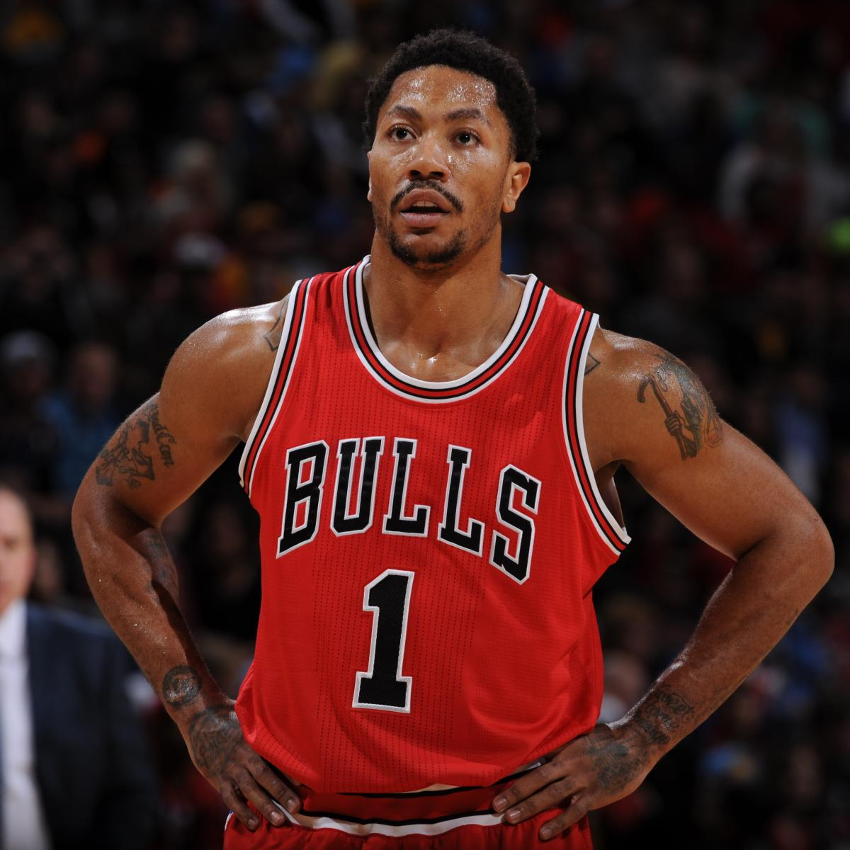 Derrick Rose Shows Flashes of Former Dominance and Other Friday NBA ...