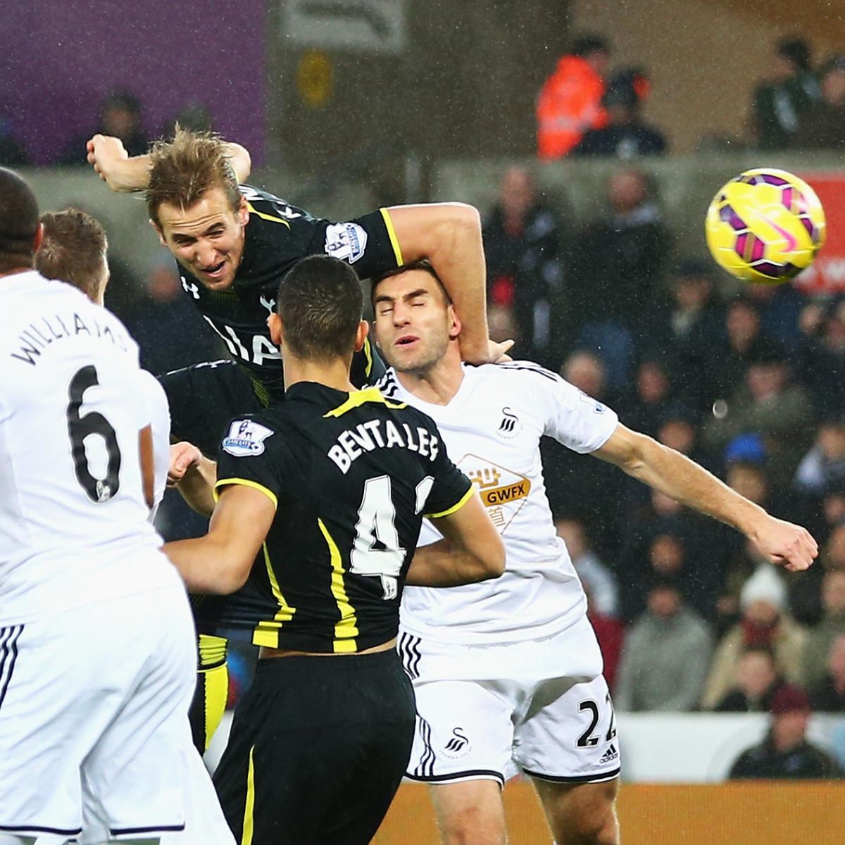 Tottenham 3 Fulham 1 Match Highlights Harry Kane Scores: Swansea Vs. Tottenham: Goals And Highlights From Premier