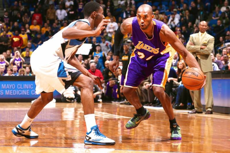 01b91734e07 Kobe Bryant s History-Making Moment Leads Lakers and Sunday NBA ...