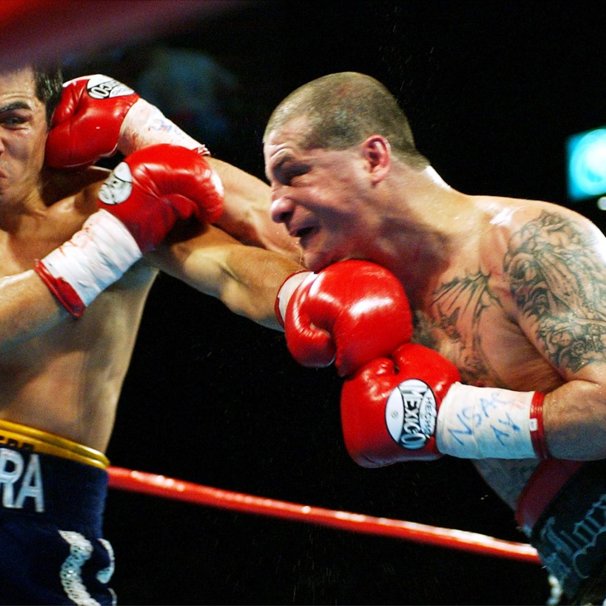 08497574a933b Drugs, Gangs and Titles: HBO Documentary Shows Boxer Johnny Tapia's Crazy  Life