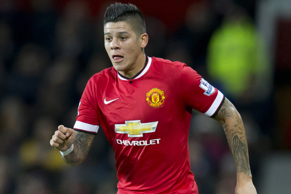 A Progress Report on Manchester United Summer Signing Marcos Rojo ...