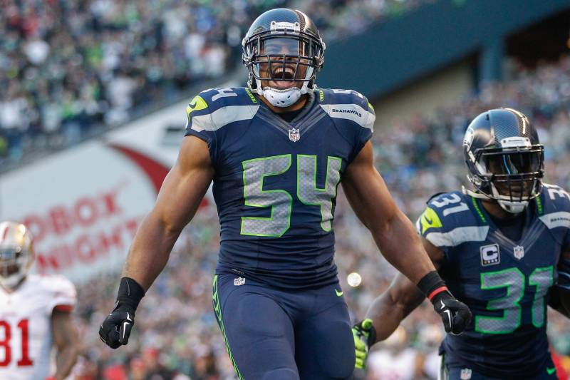 Bobby Wagner S Speed And Vision Key As Seahawks Run Defense
