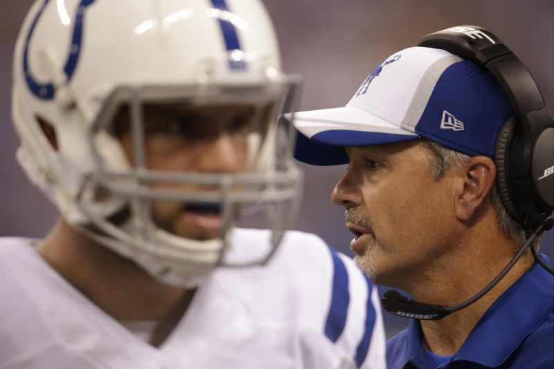Colts vs. Cowboys: Breaking Down Indianapolis' Game Plan
