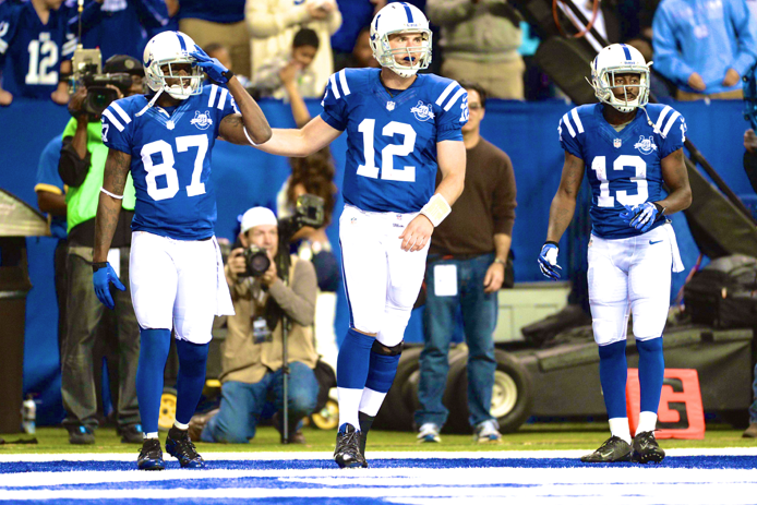 Colts Keep Wide Receiver Pipeline Alive and Well with T.Y. Hilton's Emergence