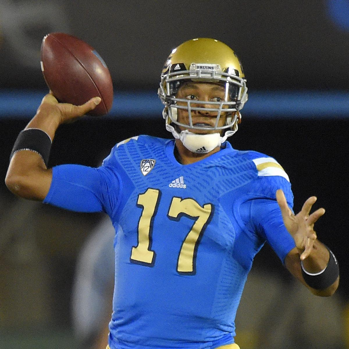 Alamo Bowl Betting: UCLA Bruins vs. Kansas State Wildcats ...Bruins Bleacher Report