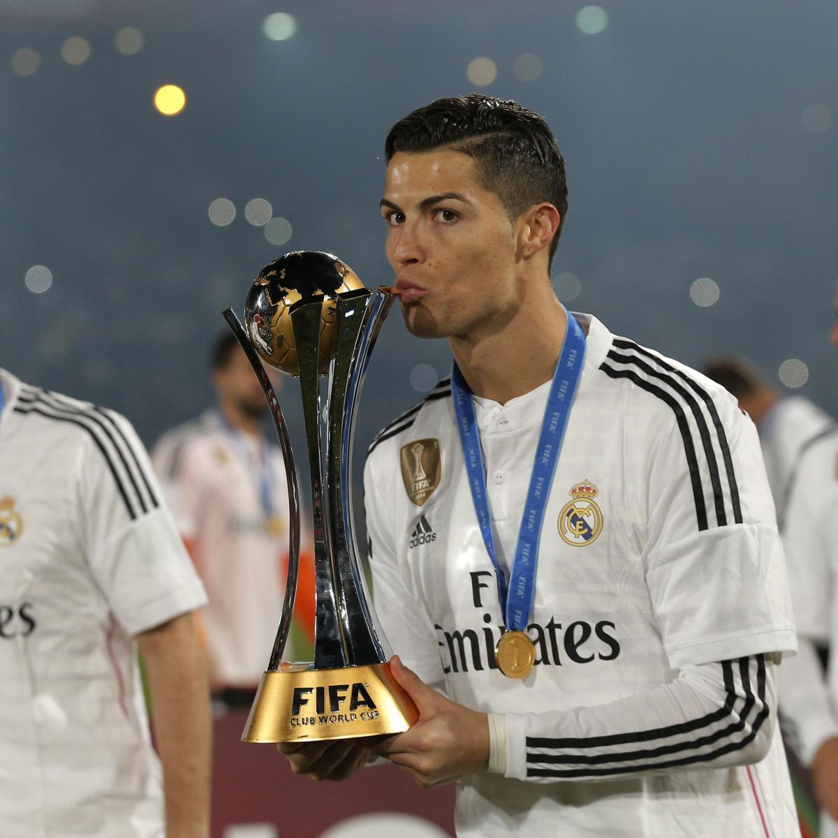 Cristiano Ronaldo S 4 Goals Lead Real Madrid To Win Vs: Cristiano Ronaldo's Incredible 2014 Campaign Must Lead To