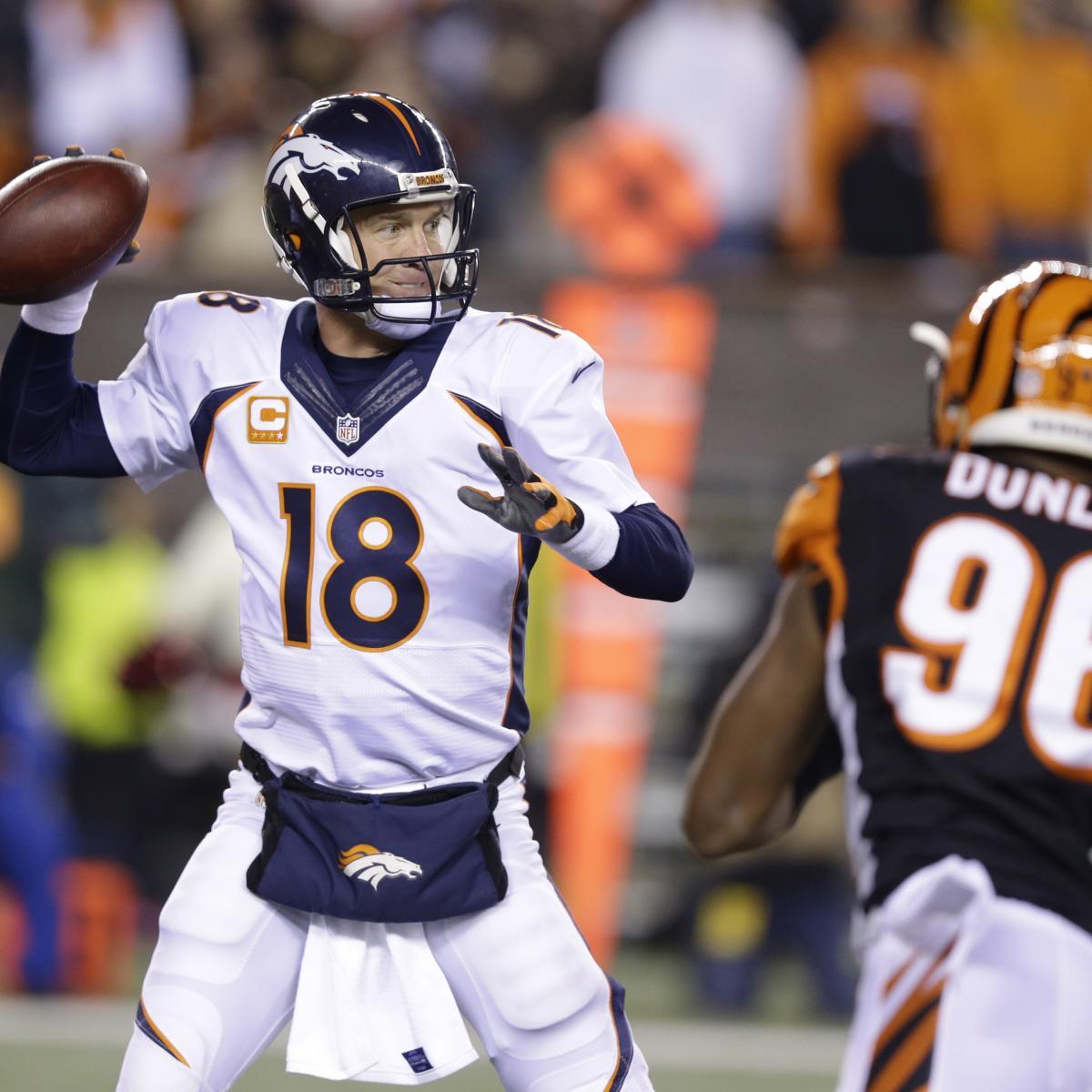 Denver Broncos Desperate For First-Round Bye After MNF