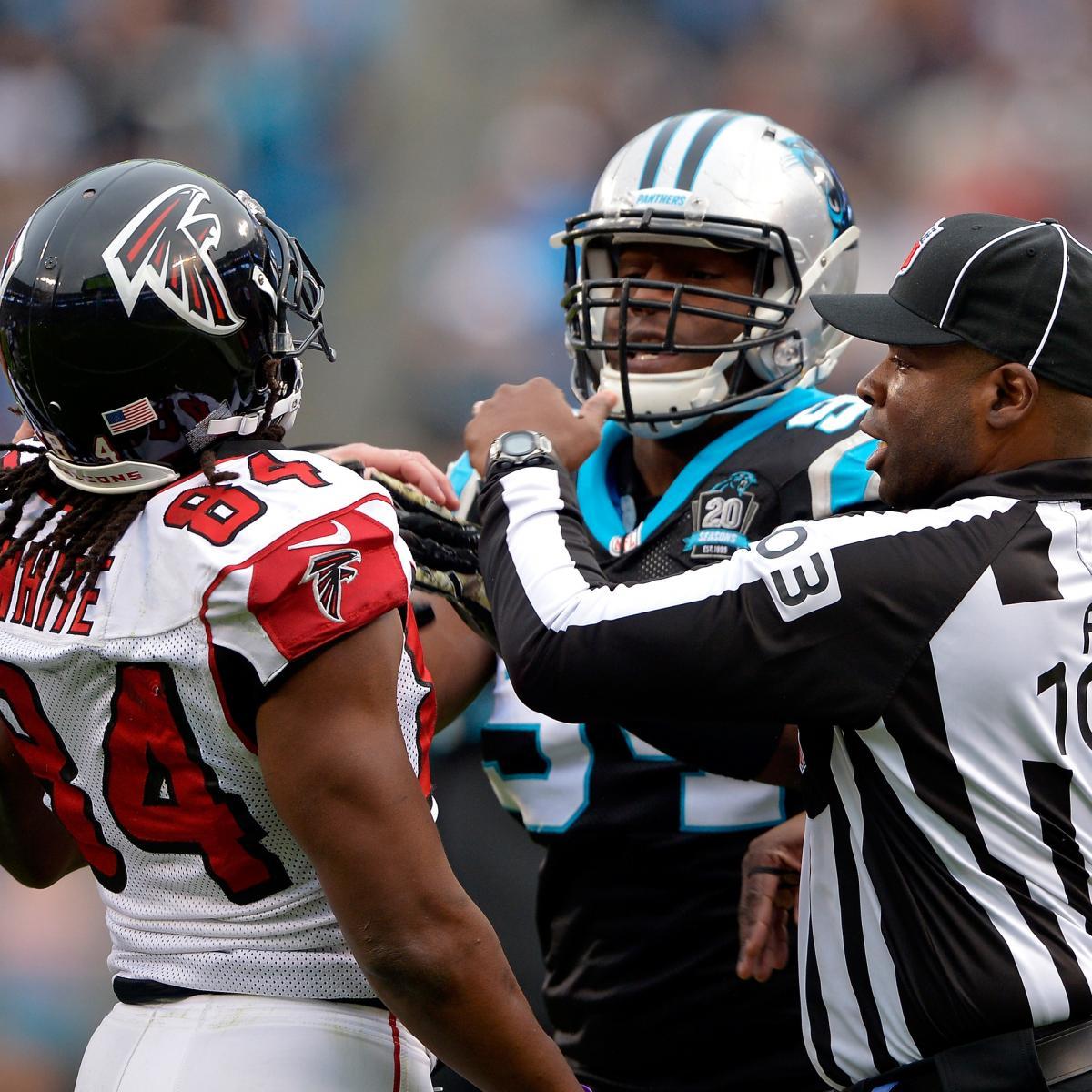 Carolina Panthers Vs. Atlanta Falcons: Complete Week 17