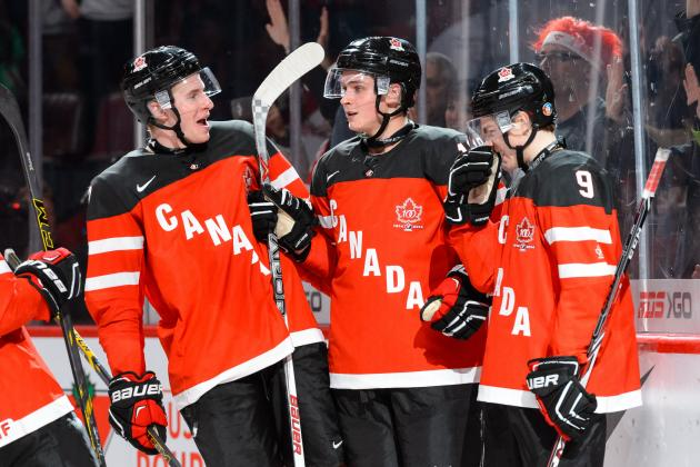 World Junior Hockey Championships 2015 Results Daily Scores