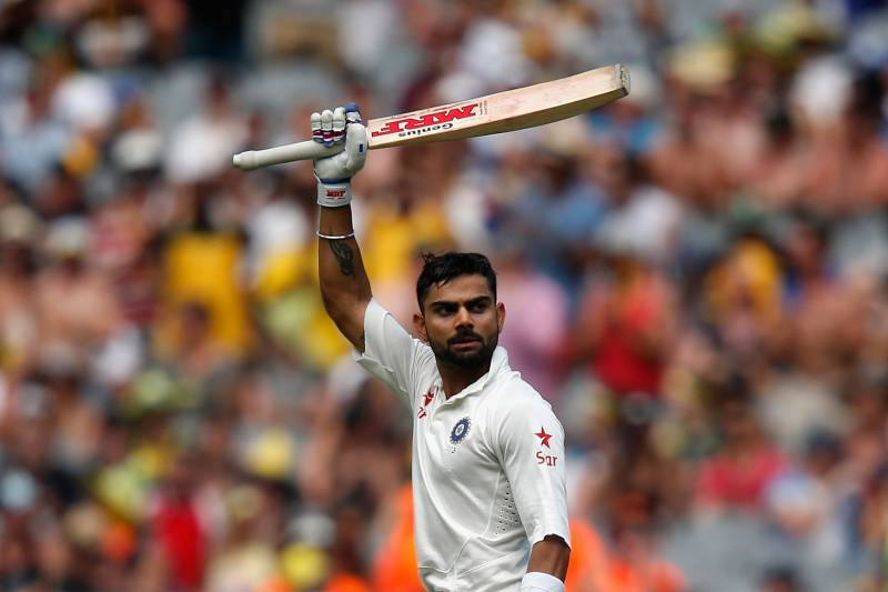 Virat Kohli Shows Steel As Well As Style With Melbourne Ton