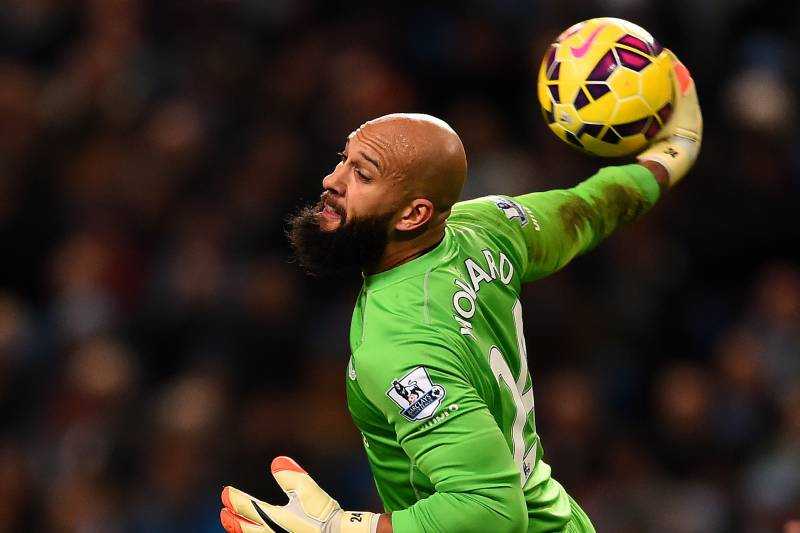 e17fa0332 USMNT Watch  Tim Howard Injured  DeAndre Yedlin Move to Tottenham ...