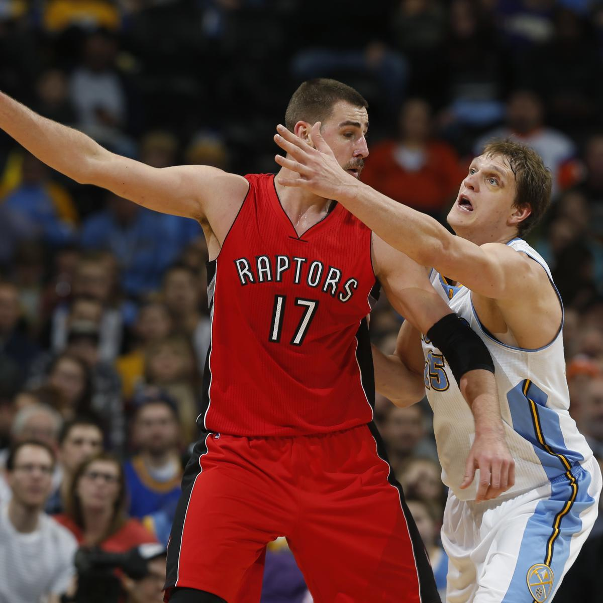 Toronto Raptors Vs. Denver Nuggets 12/28/14: Video