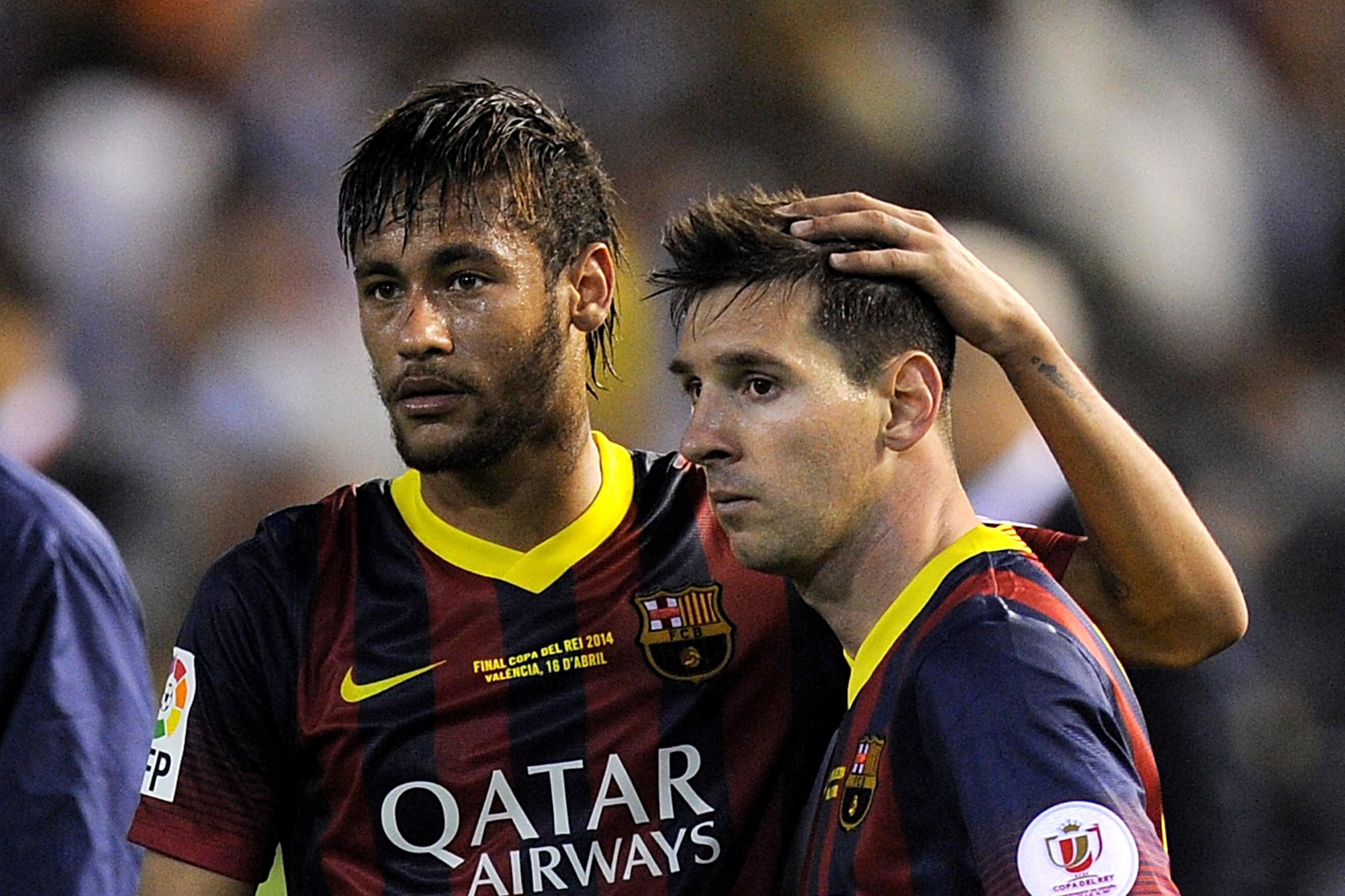 Neymar Admits He May Never Reach Lionel Messi And Cristiano Ronaldo Heights Bleacher Report Latest News Videos And Highlights