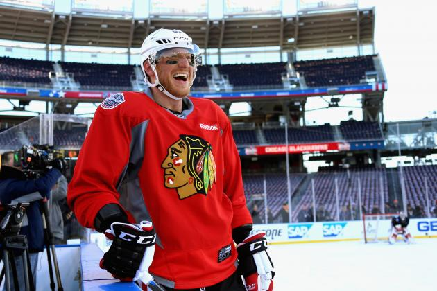 Winter Classic 2015  Full Preview and Predictions for Blackhawks vs.  Capitals  6460d1642