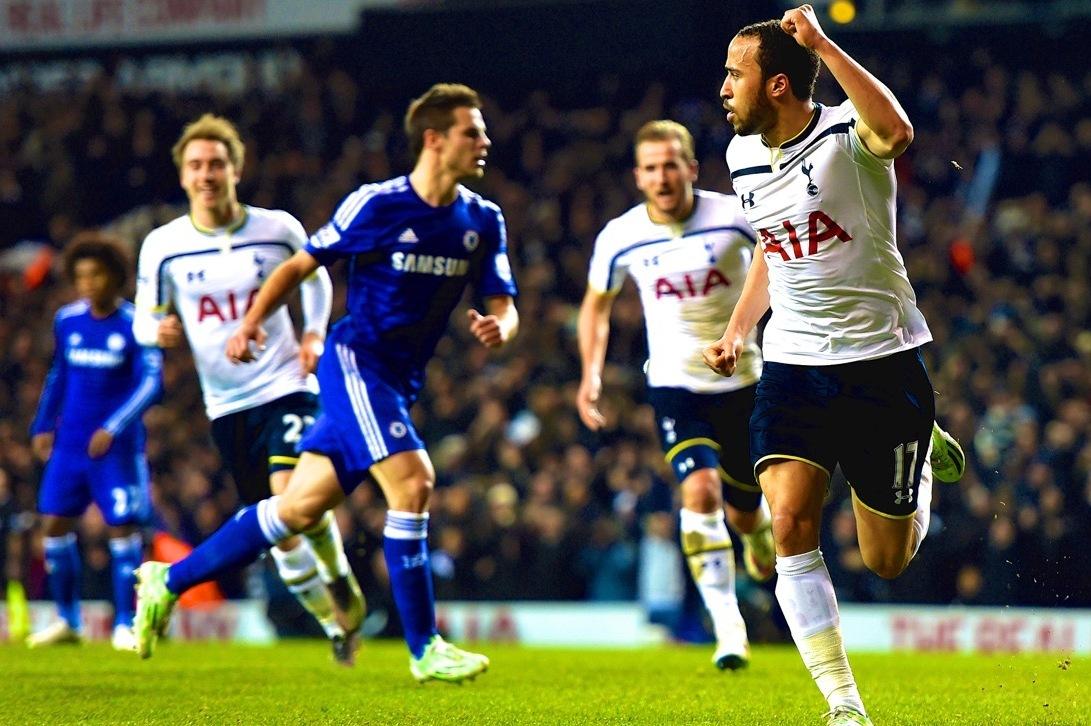 Tottenham Vs Chelsea Score