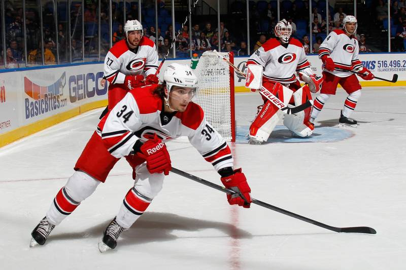 3cfcb08bb04 Carolina Hurricanes Can Use Lost Season to Clean Roster, Test Prospects