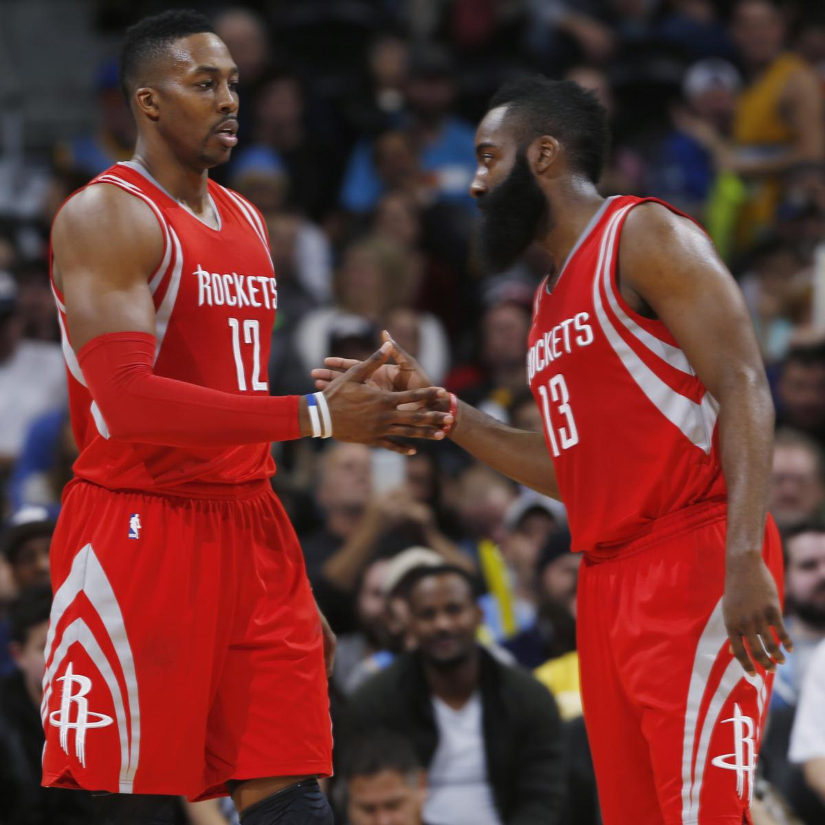 Houston Rockets Defensive Coach: How Houston Rockets Can Win The Western Conference