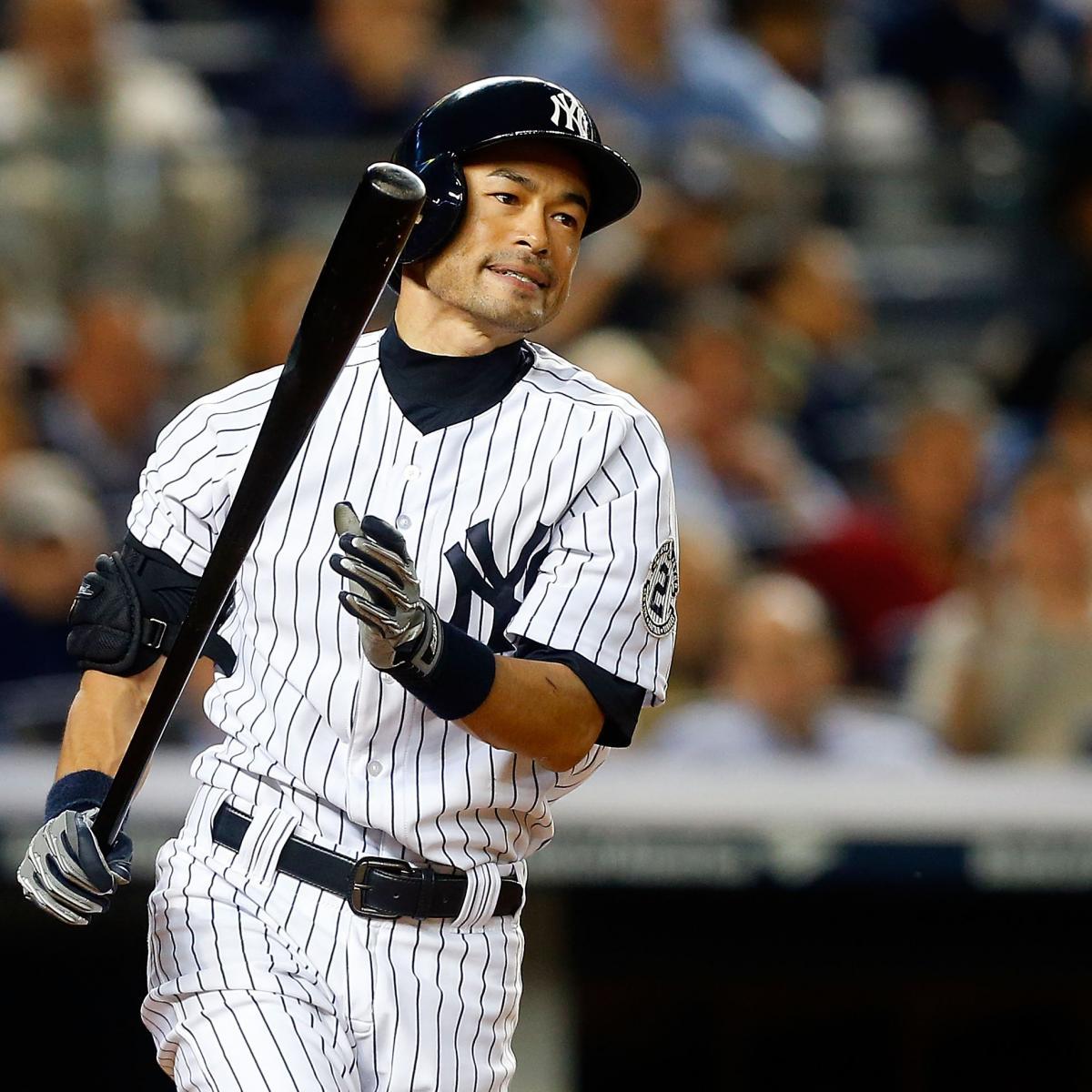 Mlb Rumors Analyzing All The Latest Whispers News And: MLB Rumors: Analyzing Buzz Surrounding Ichiro Suzuki, Dan