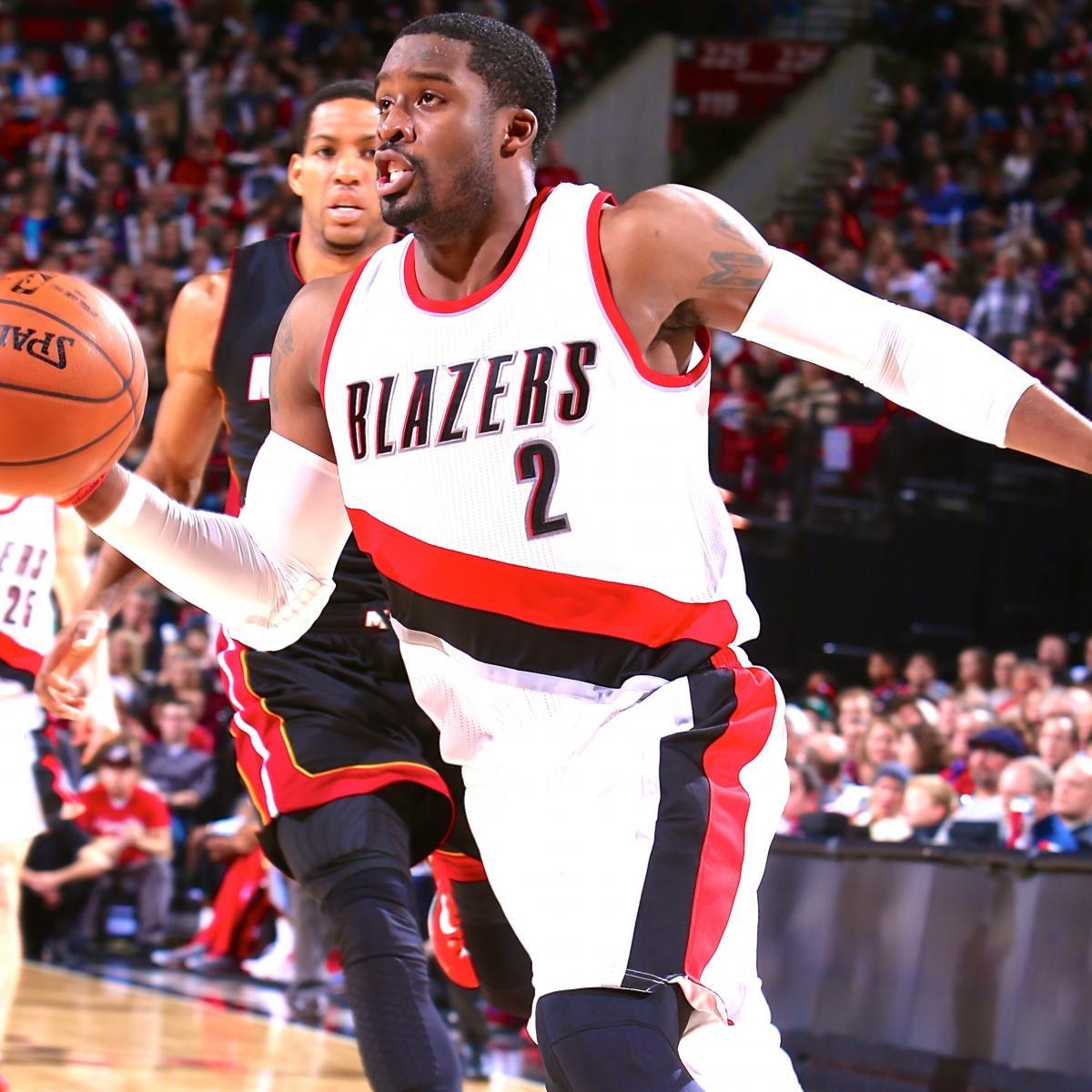 Portland Trail Blazers Last 5 Games: Miami Heat Vs. Portland Trail Blazers: Postgame Grades And