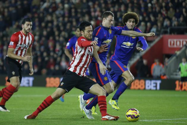 Manchester United vs. Southampton Score Updates: Time, TV ...