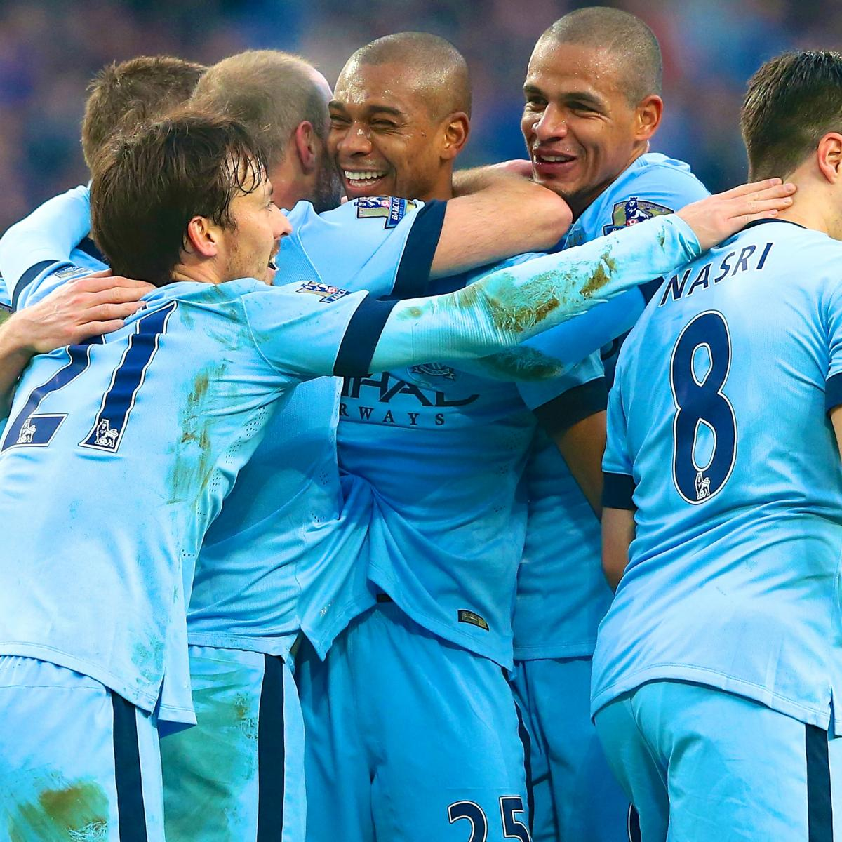 Everton vs. Manchester City: Live Score, Highlights from ...