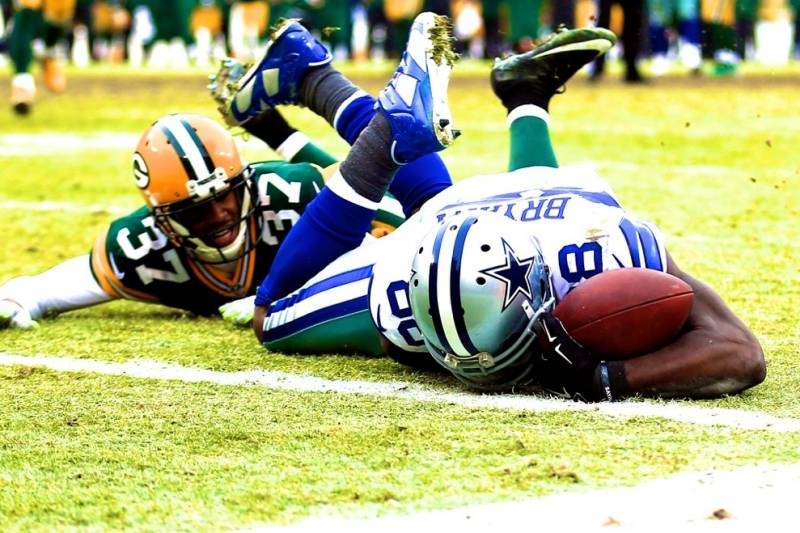 Did Dallas Cowboys Get Screwed On Dez Bryant Drop