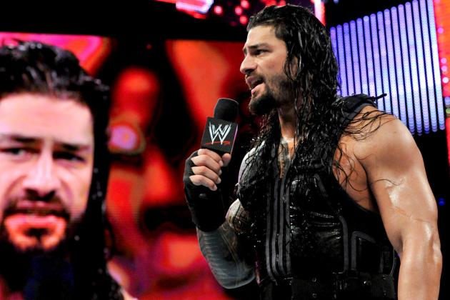 WWE Needs New Approach with Roman Reigns' Development as a Mic Worker