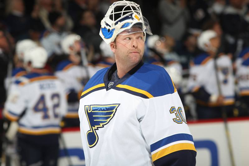 Does Martin Brodeur Still Have A Future With The St Louis Blues