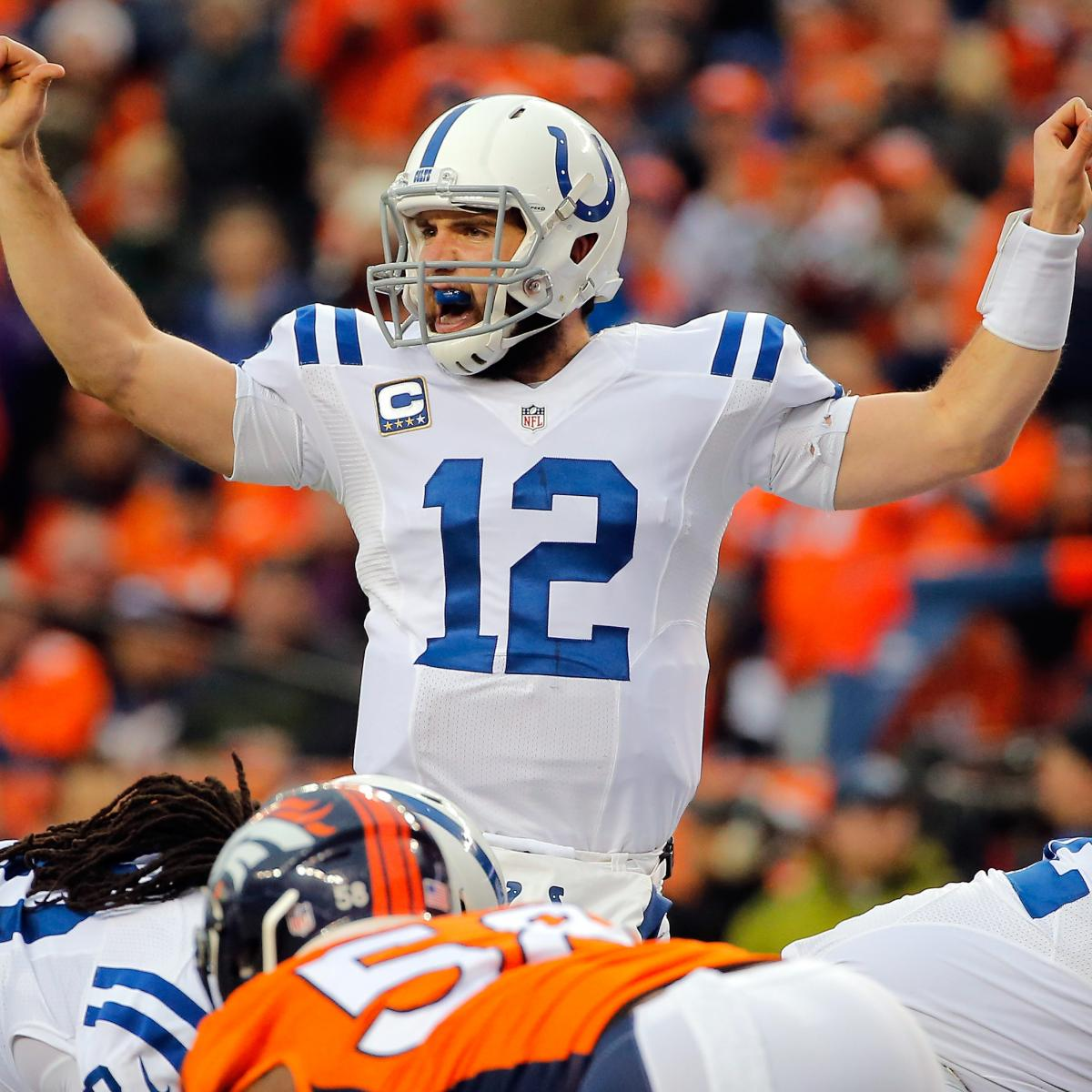 NFL Playoff Schedule 2015: TV Guide, Live Stream Coverage ...