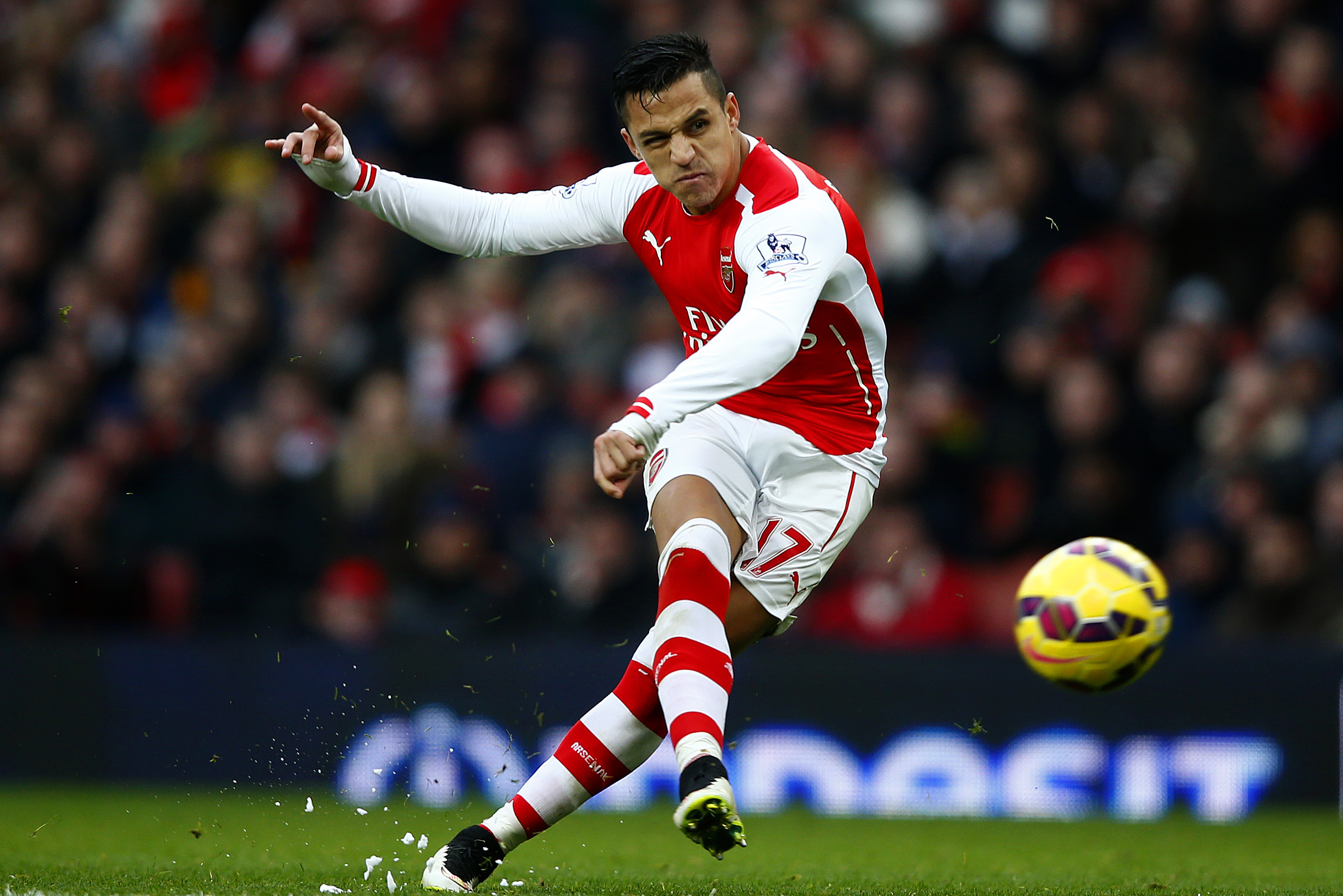 Complete Analysis Of Alexis Sanchez S First 6 Months At Arsenal Bleacher Report Latest News Videos And Highlights