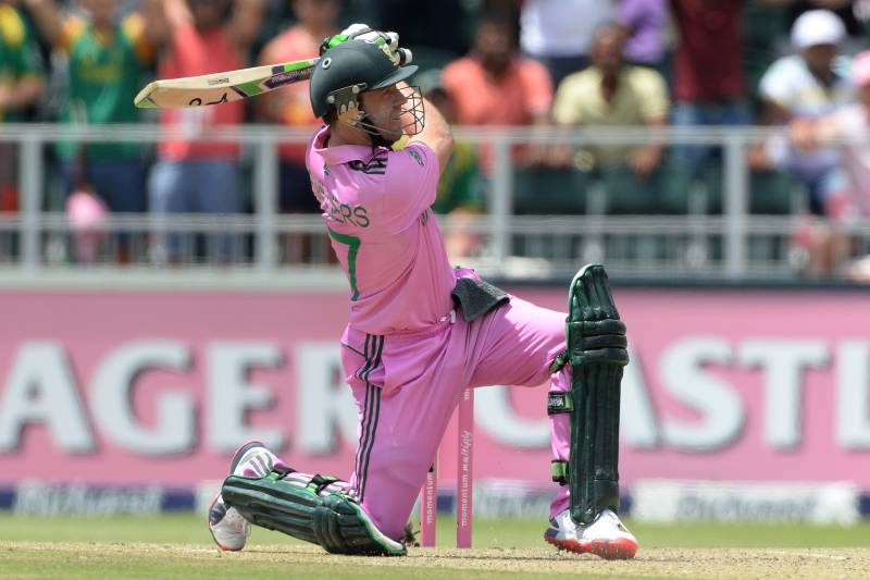 AB De Villiers' Record-Breaking ODI Hundred Proves He Is the Best in the  World | Bleacher Report | Latest News, Videos and Highlights