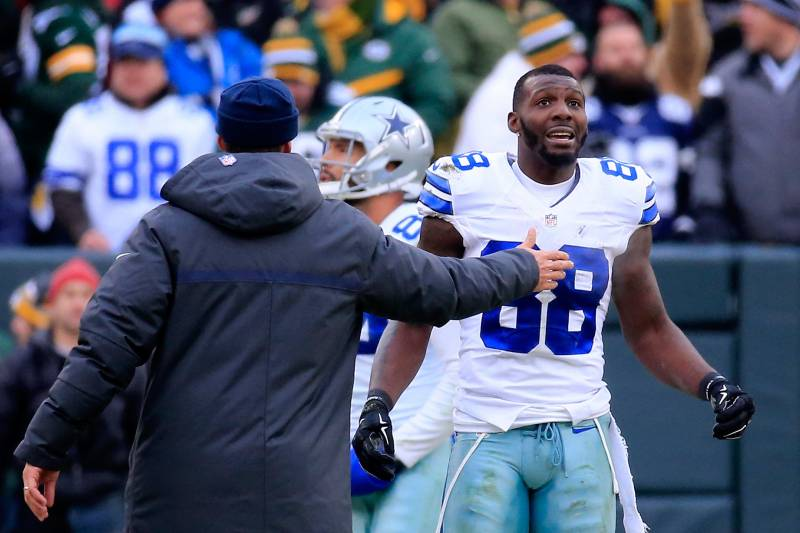 Proof The Nfl Erred In Overturning The Dez Bryant Catch