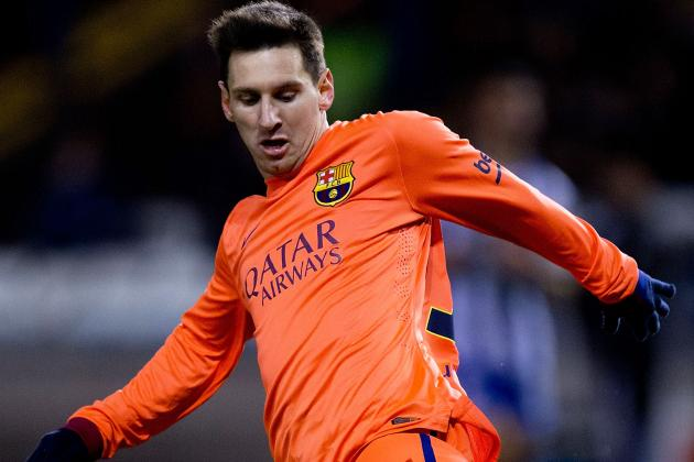 new products 4ead4 d4f60 Manchester United Transfer News: Lionel Messi Rumours ...