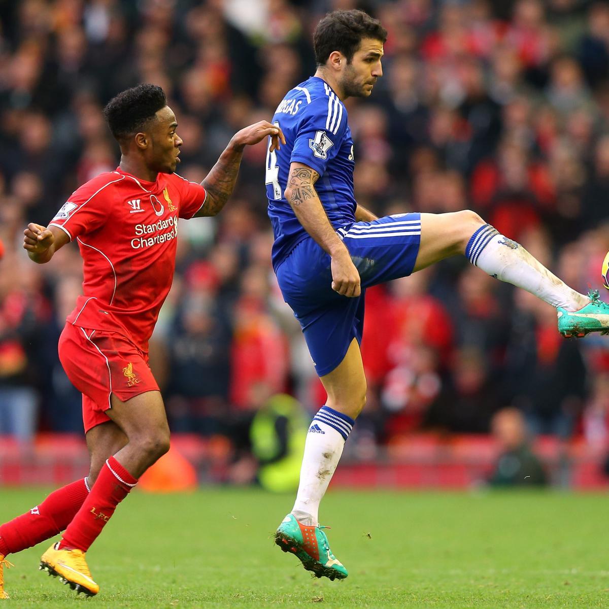 Liverpool Chelsea Live