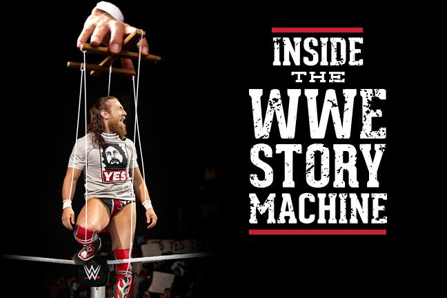 Image result for Bad Wrestling Storyline
