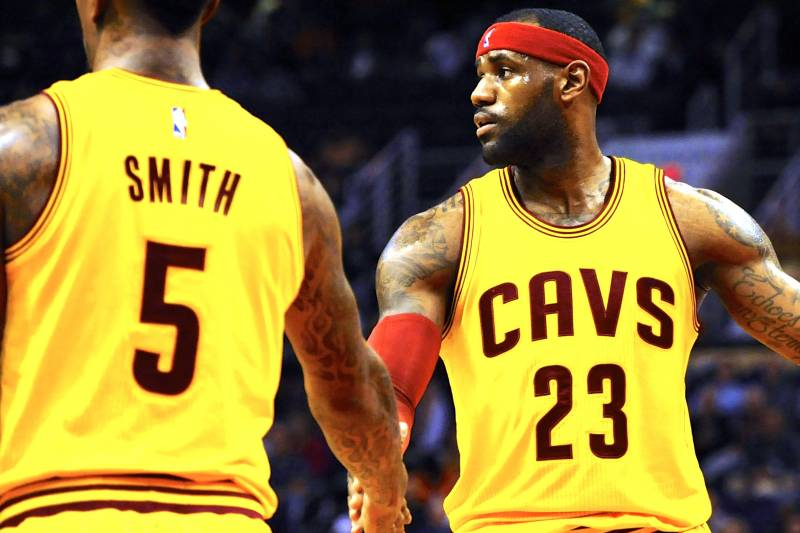 91e2398bc95 As Always for LeBron, It's His Teammates, Not the Coach, Who Matter Most